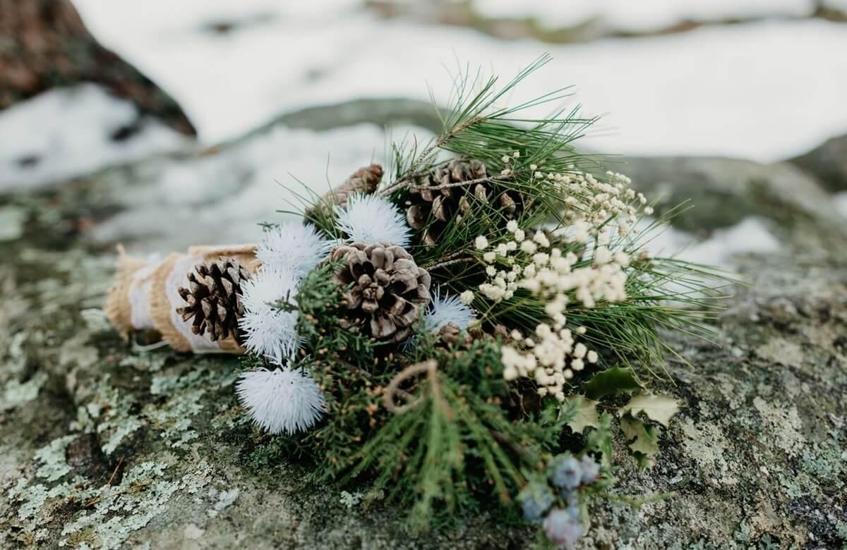 Casarse en Invierno: decoración acogedora