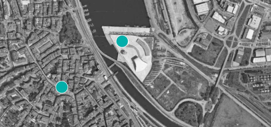 Niemeyer y Palacio de Avilés
