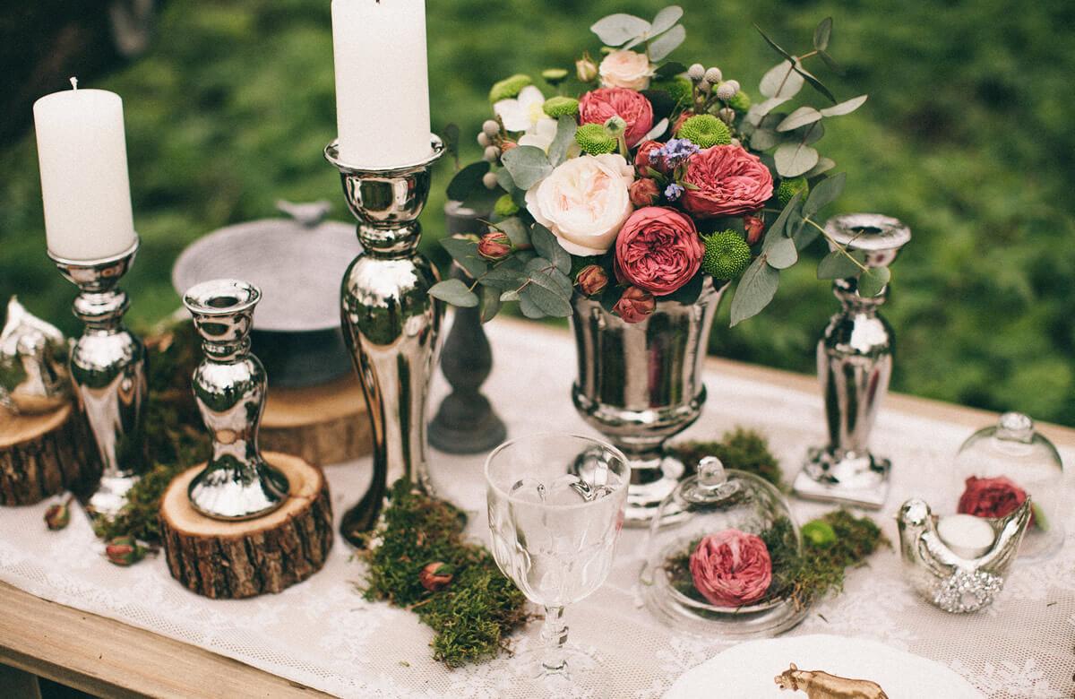 Gama cromática colores para boda