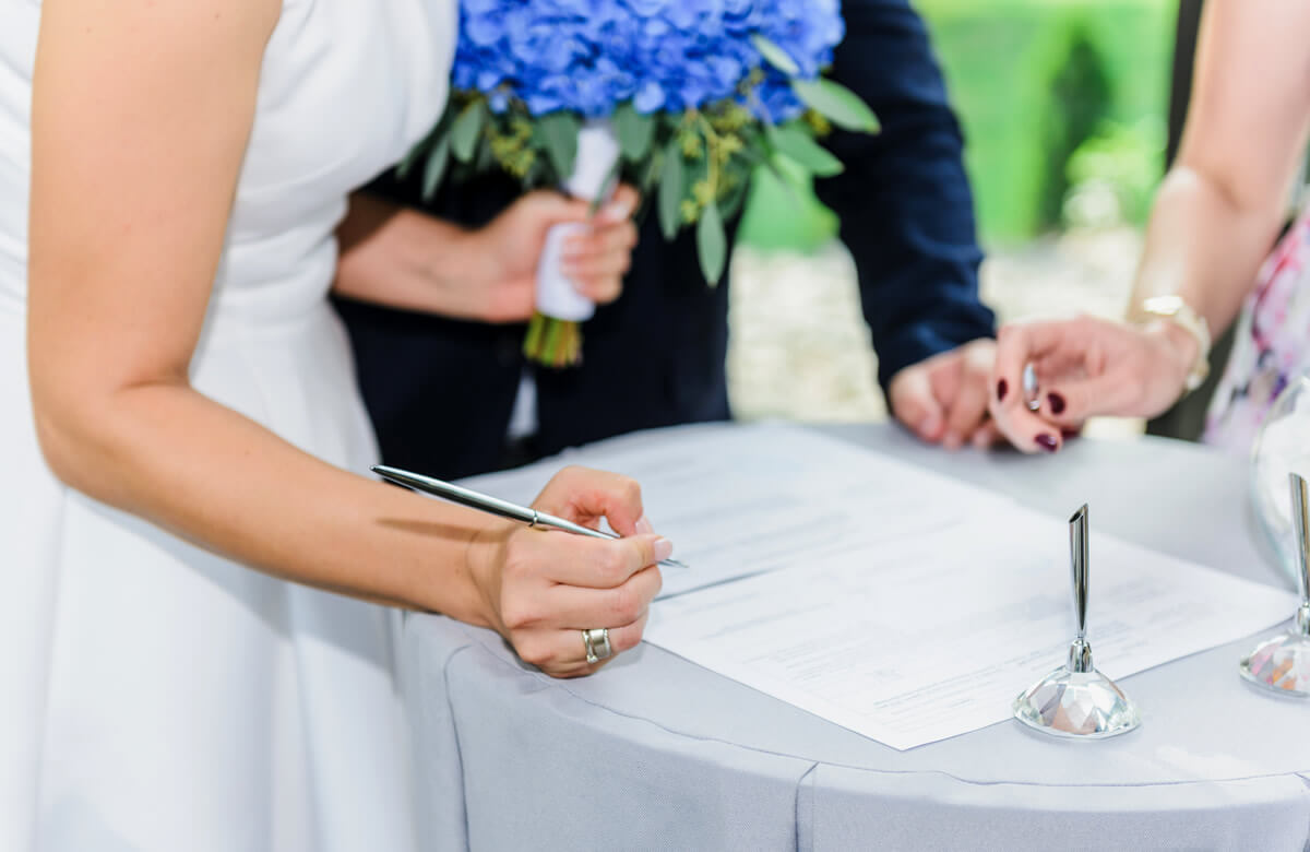 Ceremonia civil con flores: ideas de decoración