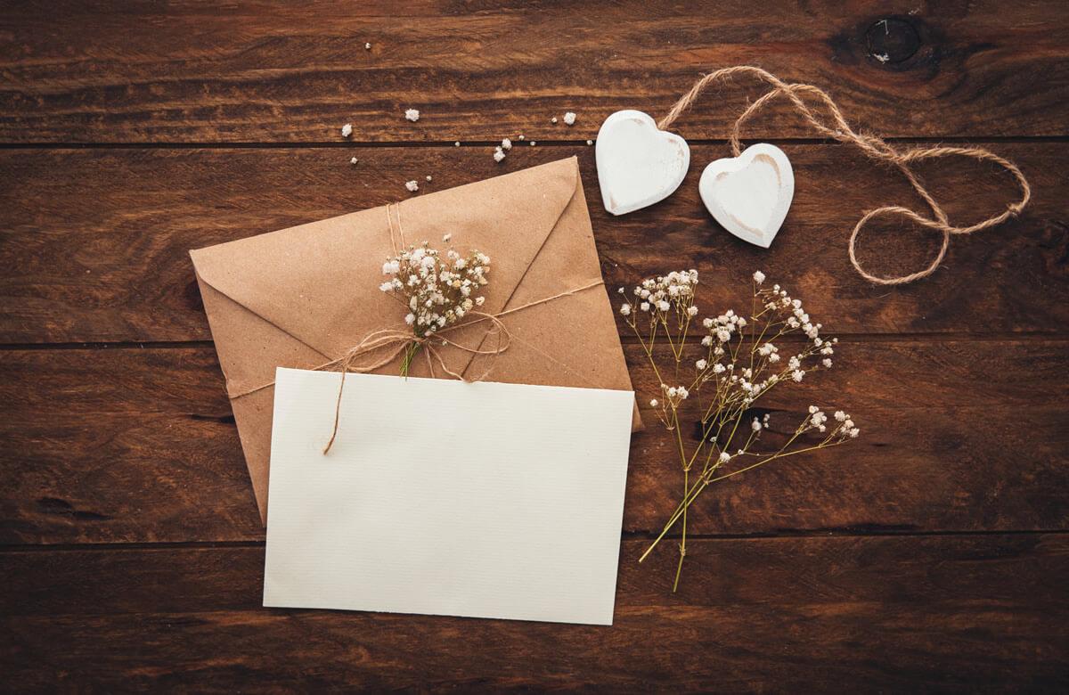 Kit de bienvenida para bodas destino