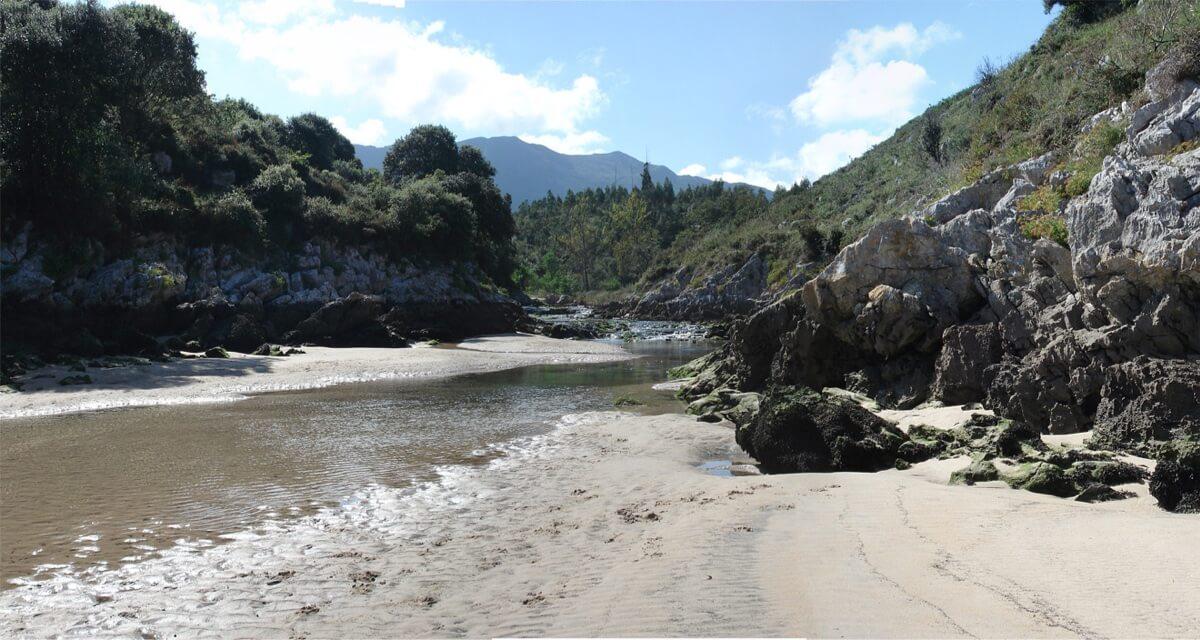 Playa de Guadamía Asturias - Autor: Fredi Vallina