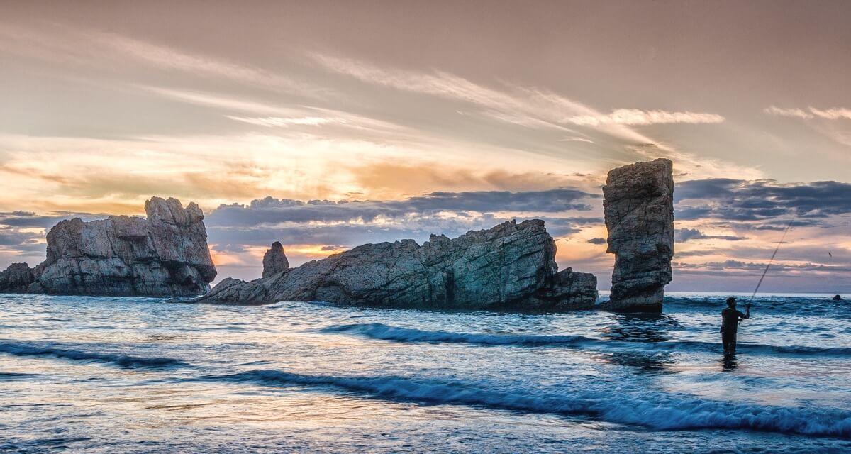 Playón de Bayas: playa asturiana para perros - Autor: Francisco Javier Calzón Castelo