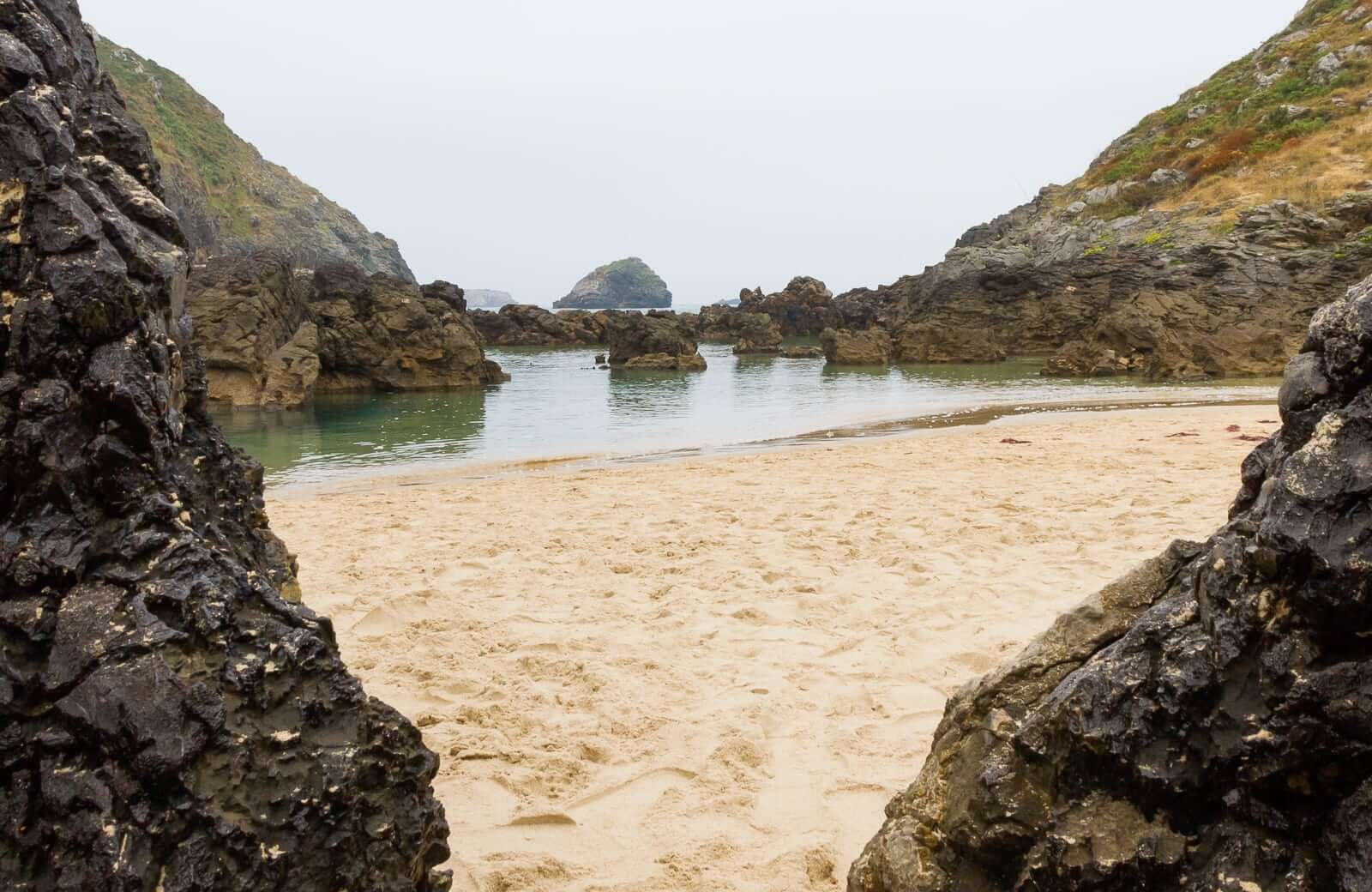 playa de barro asturias