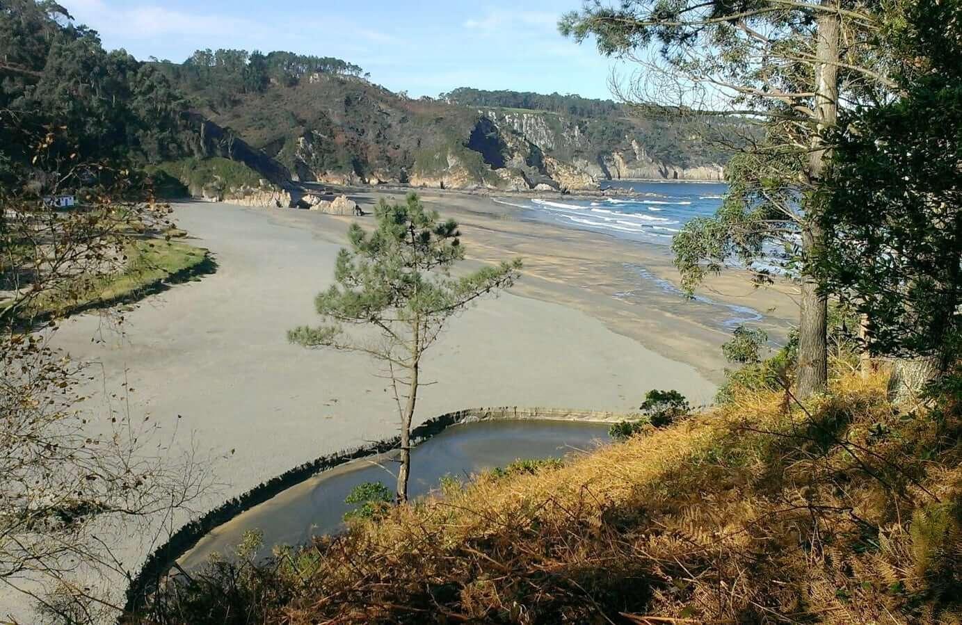 playa de otur asturias