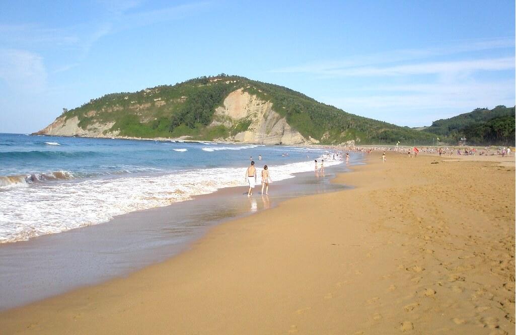 Playa de Rodiles Asturias