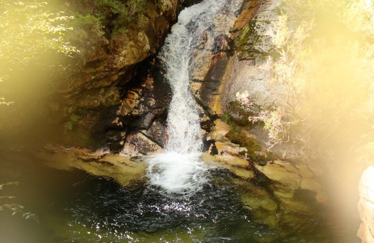Ruta del Alba: saltos de agua