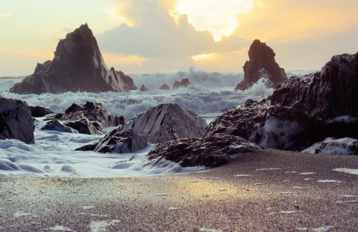 Playa de Campiecho