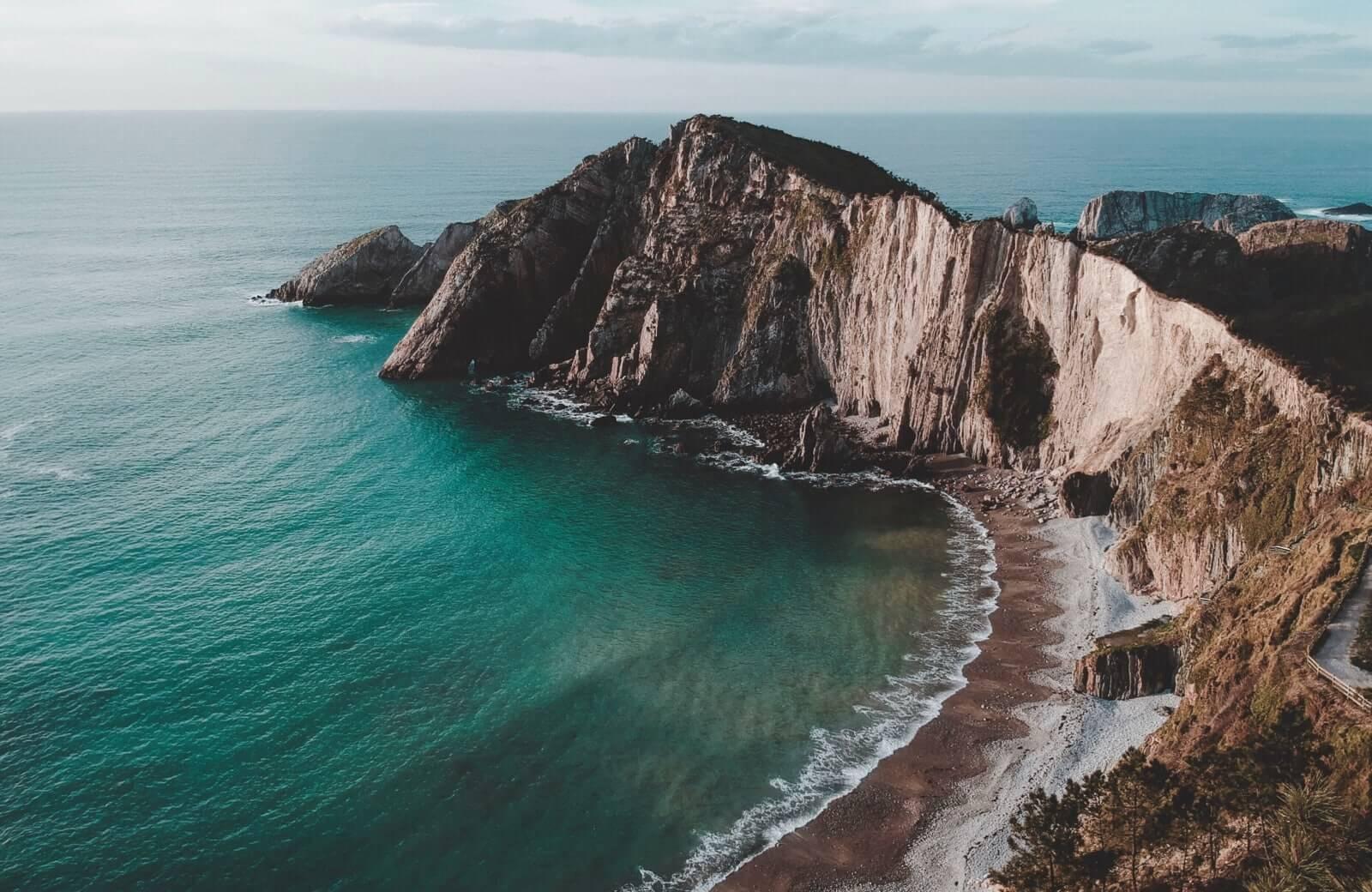 playa del silencio playas de asturias