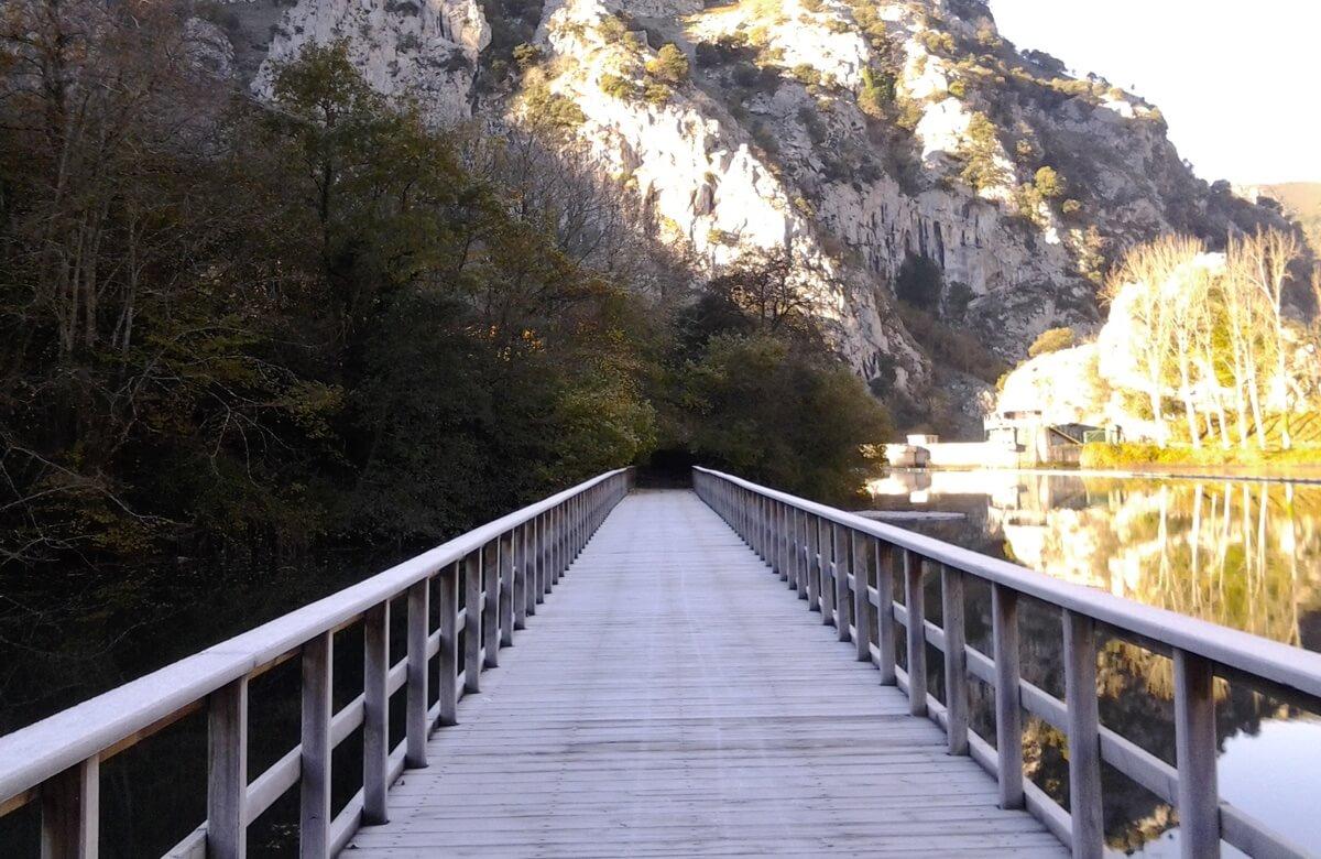 Senda del Oso Asturias