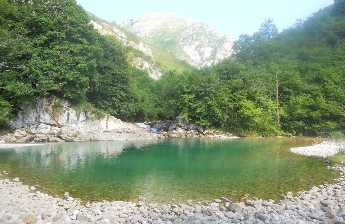 La olla de San Vicente, Asturias