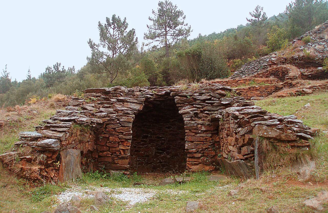 Uno de los castros que puedes ver de la Ruta de los Castros en Asturias