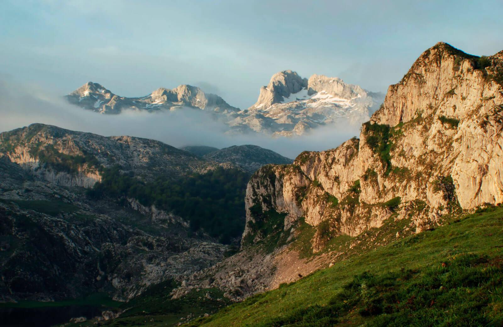 reservas de la biosfera en Asturias