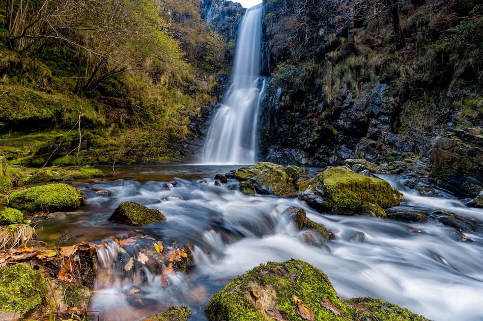 Castropol lugares para desconectar en Asturias