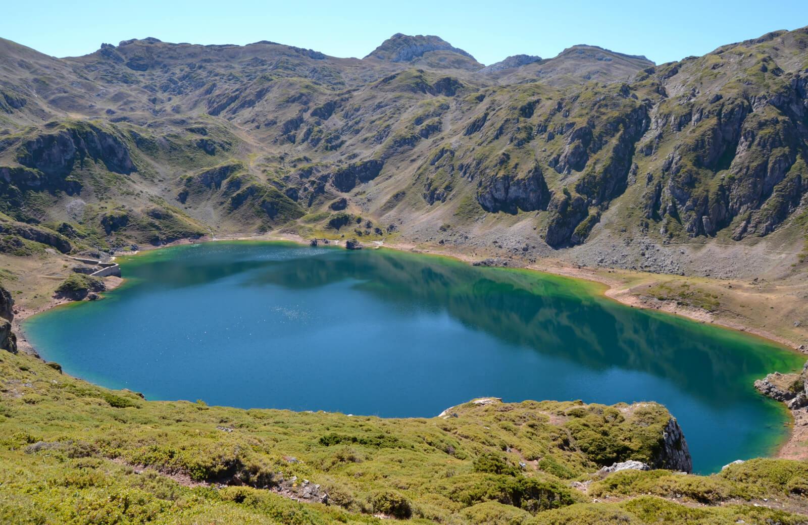 Lagos Saliencia lugares para desconectar en Asturias