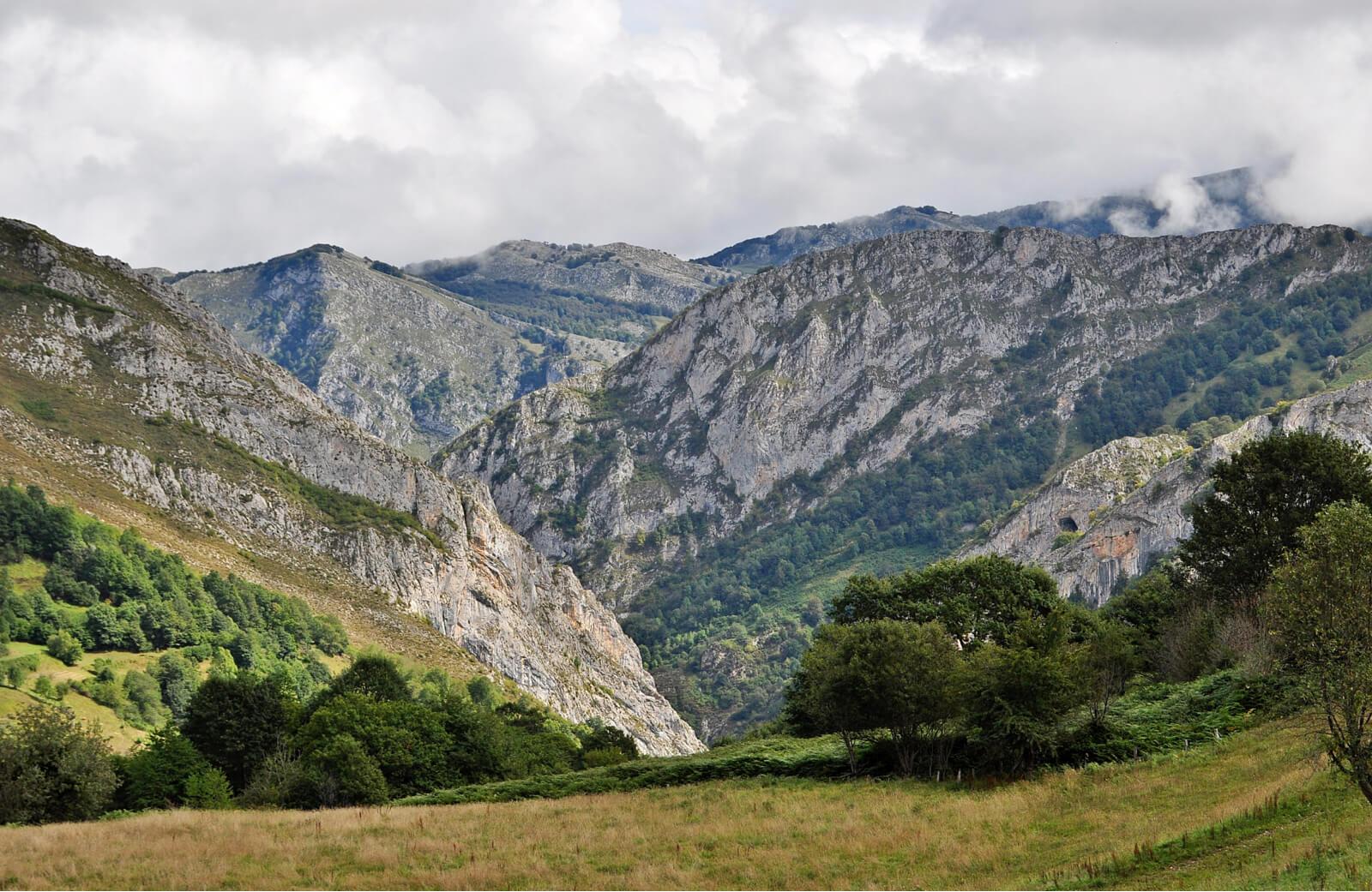 Parque Natural Ponga lugares para desconectar en Asturias