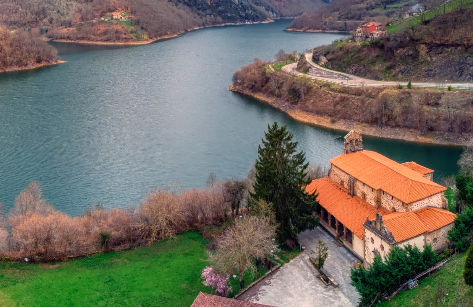 Santa María Tanes lugares para desconectar en Asturias