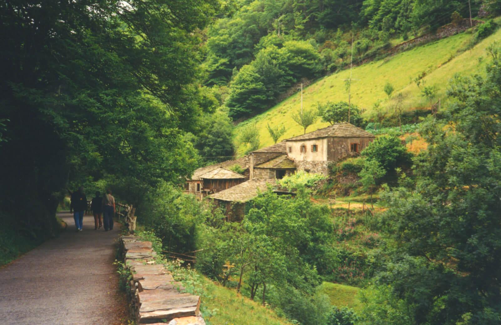 Taramundi lugares para desconectar en Asturias