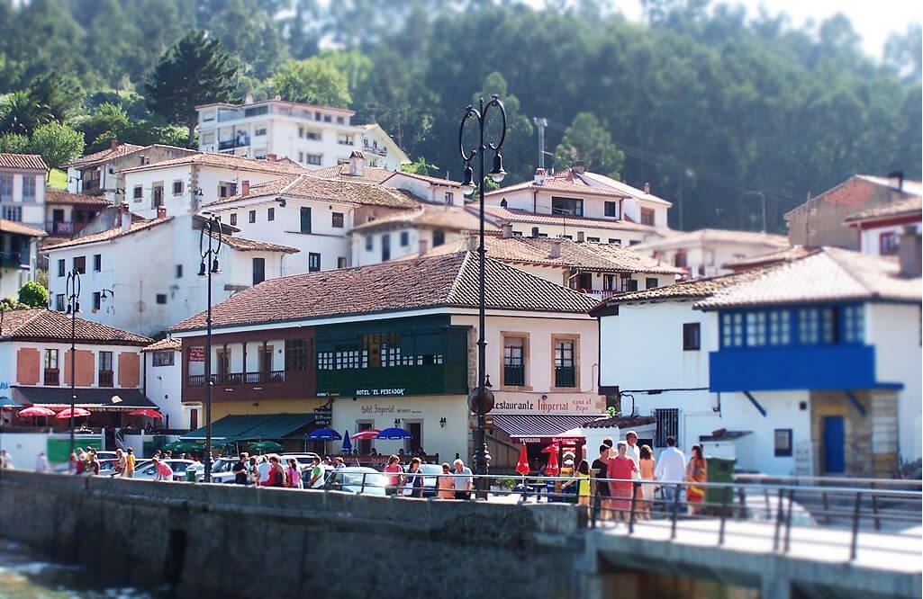 Tazones lugares para desconectar en Asturias