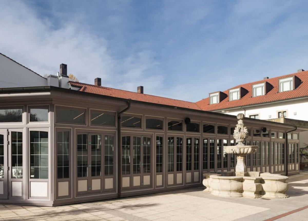 Imagen del Palacio de Avilés