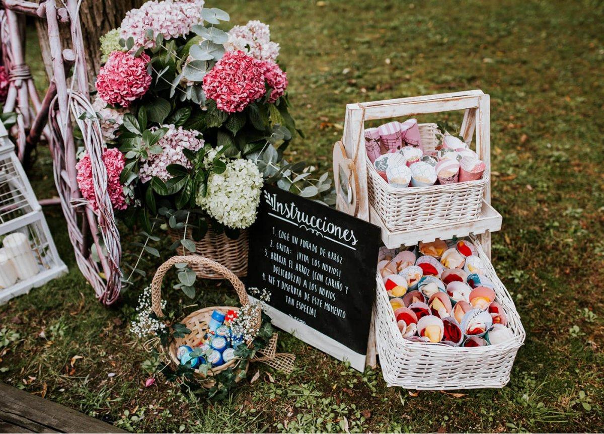 Instrucciones celebración boda
