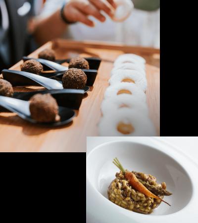 Exclusiva selección gastronómica