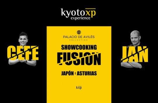 Kyoto Experience, un nuevo evento gastronómico en el Palacio de Avilés