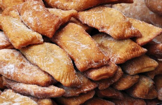 Casadielles asturianas, el dulce asturiano más antiguo