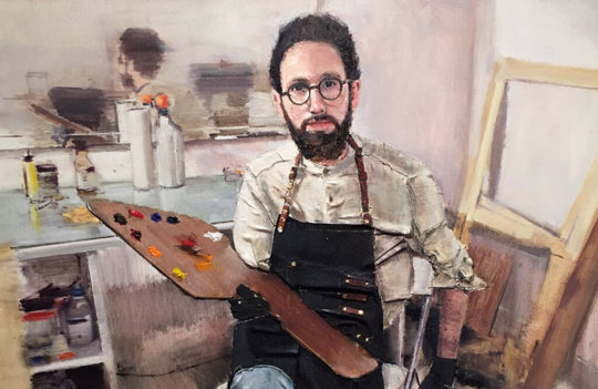 Exposición Pintura Samuel Armas