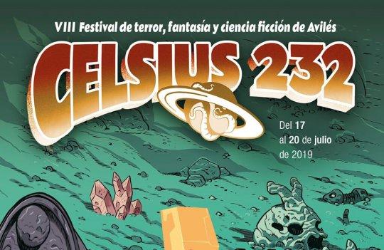 Celsius 323 – Festival de terror, fantasía y ciencia ficción.