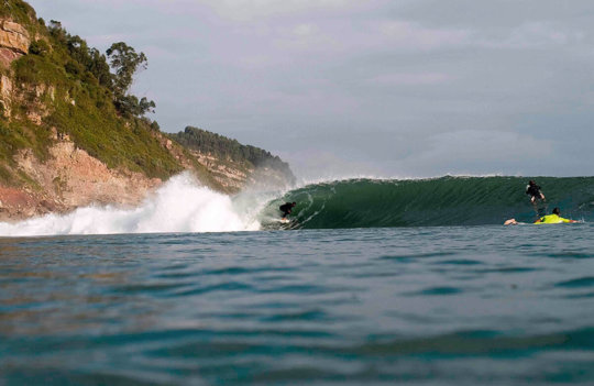 Las mejores playas de surf en Asturias