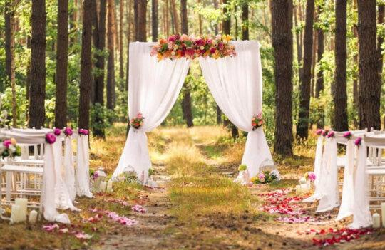 Las mejores ideas para celebrar una boda rústica en Asturias