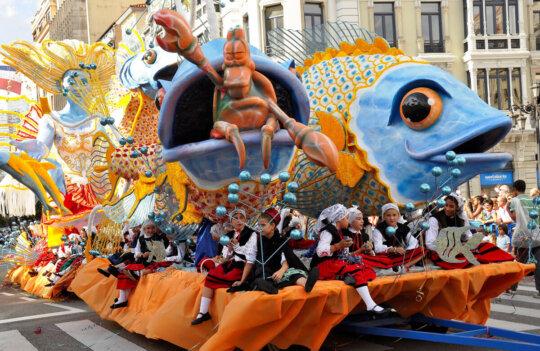 Día de América en Asturias: homenaje a la emigración asturiana
