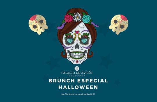 Brunch Especial Halloween Viernes 01 de Noviembre