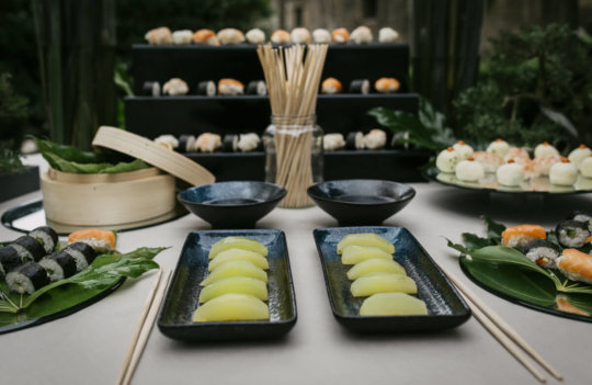 Brunch Especial Cocina Japonesa 26 de Enero