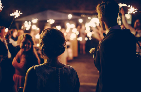 Tips para organizar una boda en tiempo récord