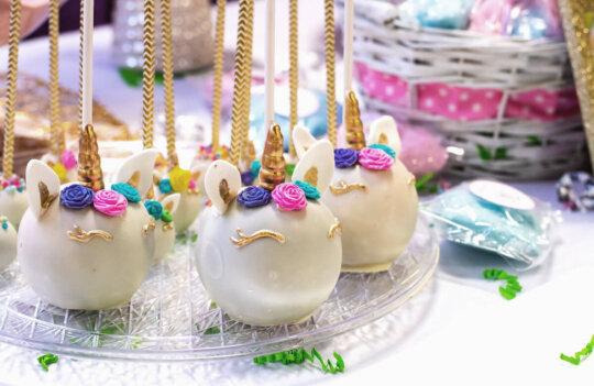 Ideas originales para celebrar una fiesta de comunión temática