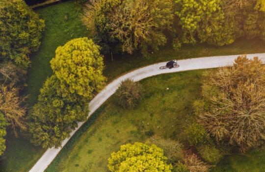 Rutas por Avilés en bici: recorridos espectaculares