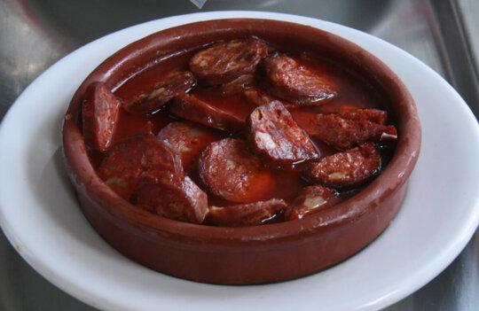 Las claves del chorizo a la sidra: receta asturiana