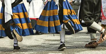 Fiesta de El Bollo en Avilés: así se celebra la llegada de la primavera a la comarca