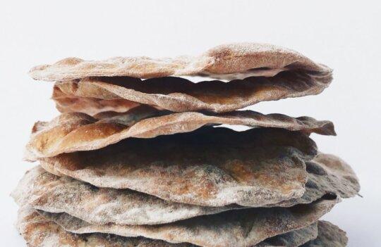 Tortos de maíz: receta típica asturiana sin gluten