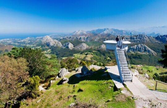 Ascenso al Mirador del Fitu: como llegar y descubrir sus vistas