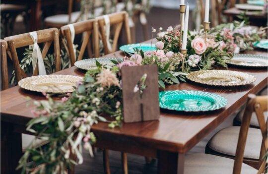 Boda vegana: celebra una boda veggie donde todos queden encantados