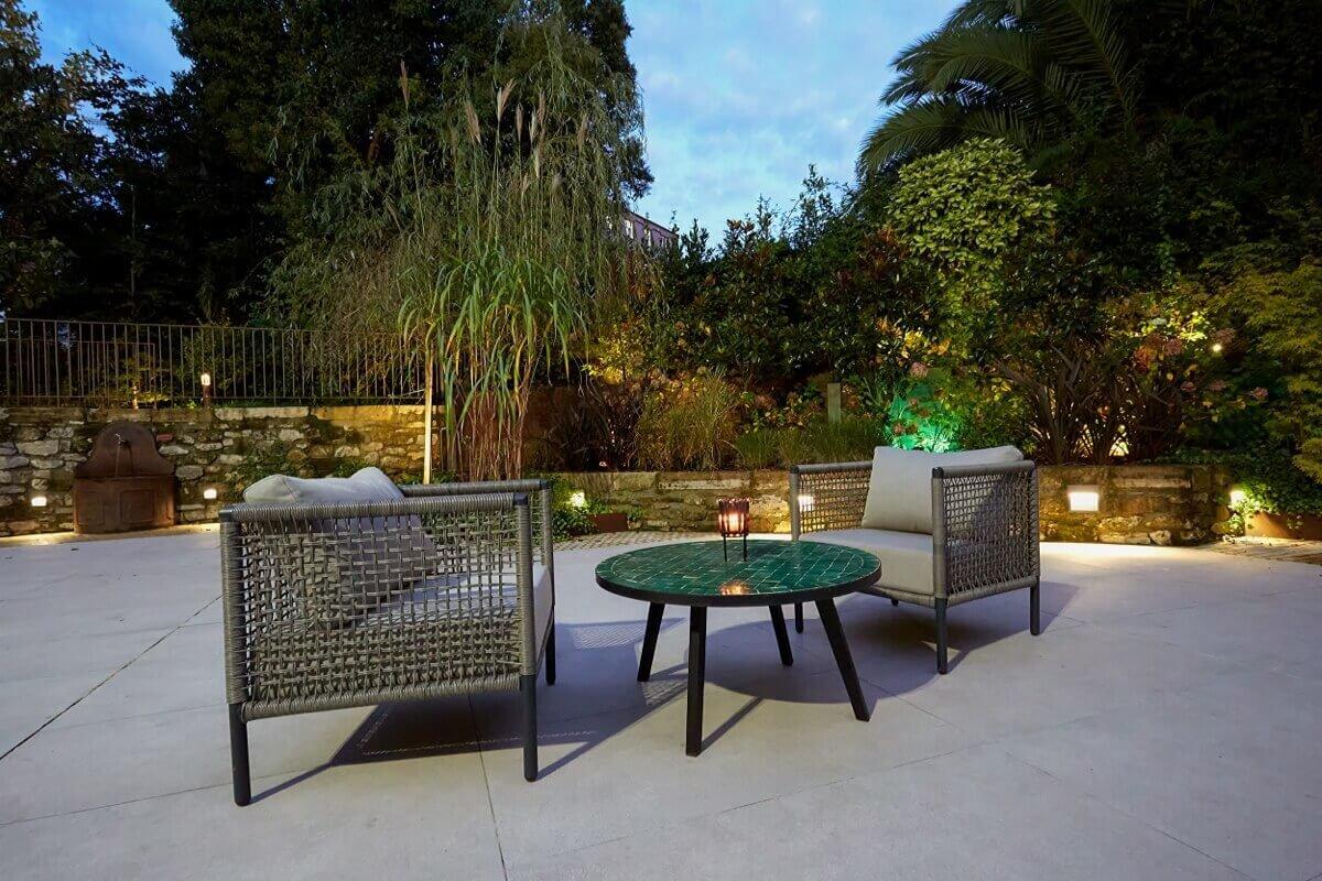 Terraza-bar al aire libre en Avilés