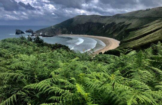 Playas salvajes en Asturias: las 4 más impresionantes