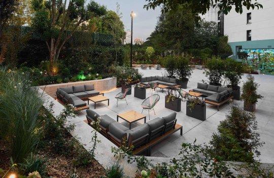 Terrazas al aire libre: el lugar perfecto para desconectar
